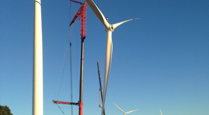 CONCOR INFRASTRUCTURE TO CONSTRUCT NEW WIND FARMS