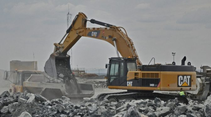 GOOD PARTNERSHIPS CAN LOWER MINING CONTRACTORS' CYCLE TIMES