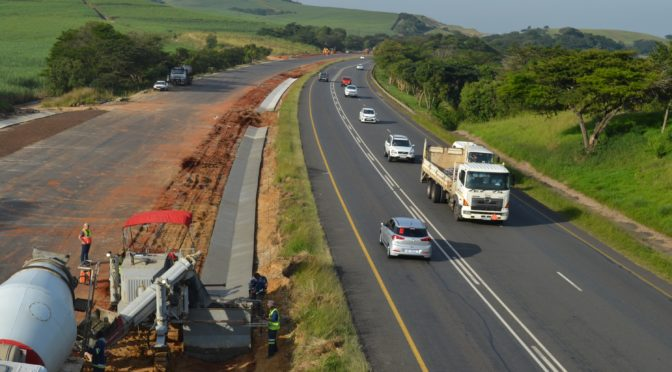 AGILITY KEEPS CONCOR INFRASTRUCTURE PROJECT ON TRACK