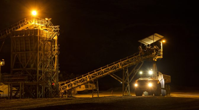 B&E INTERNATIONAL IS INDUSTRY'S PARTNER IN CRUSHING FROM START TO FINISH