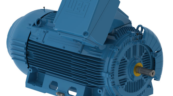 MOST EXTENSIVE LOW VOLTAGE ELECTRIC MOTOR RANGE FROM ZEST WEG GROUP