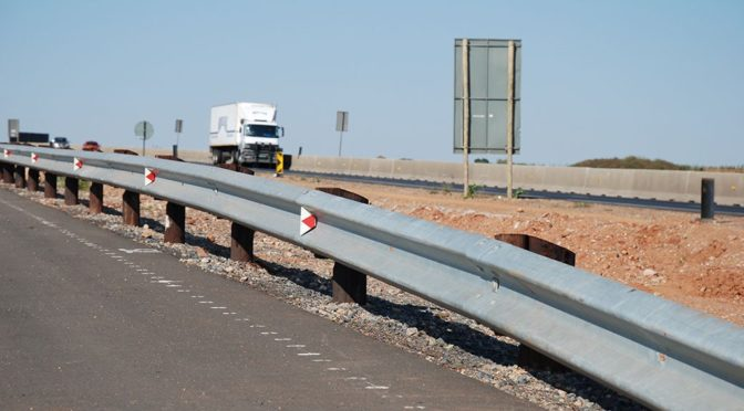SAFETY ON SOUTH AFRICA'S HIGHWAYS WITH MENTRAIL GUARDRAILS