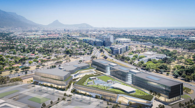 CONCOR AT THE HEART OF CAPE PROJECT TO IMPROVE LIVES