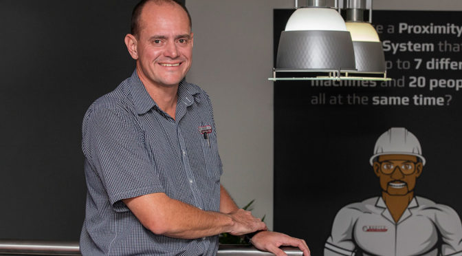 SOUTH AFRICA TECH TIE-UP TAKES PROXIMITY DETECTION TO NEW HEIGHTS