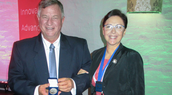 MULTOTEC RUBBER MD ACKNOWLEDGED BY IOM3