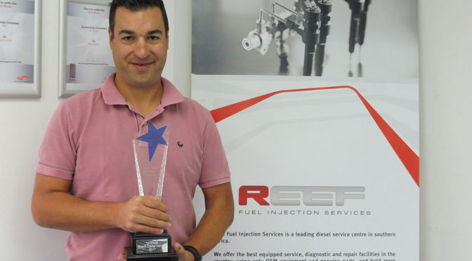 RFI GETS BOSCH SERVICE CENTRE OF THE YEAR AWARD