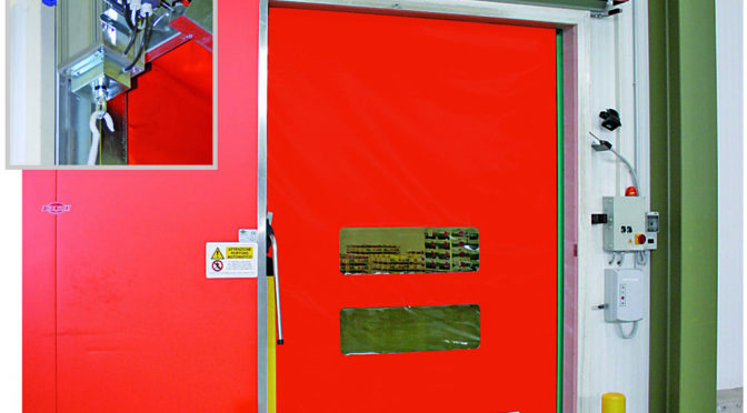 SMART RESET DOOR FROM APEX TAKES LOAD SHEDDING IN ITS STRIDE