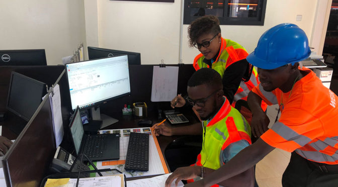 SUPPLY CHAIN EXCELLENCE AT WEIR MINERALS' KITWE BRANCH