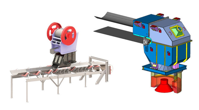 PLANT EFFICIENCY AT RISK WITHOUT CAREFUL CHUTE DESIGN
