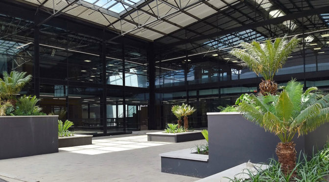 FAST-TRACK REPURPOSING OF BMW GROUP FACILITY COMPLETED BY CONCOR BUILDINGS