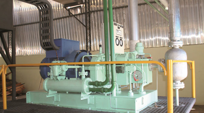 FAST PAYBACK ON STEAM COGENERATION MAKES IT ATTRACTIVE