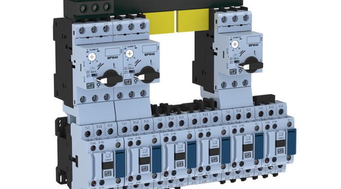 WEG IE3 COMPLIANT MOTOR CONTROL AND PROTECTION