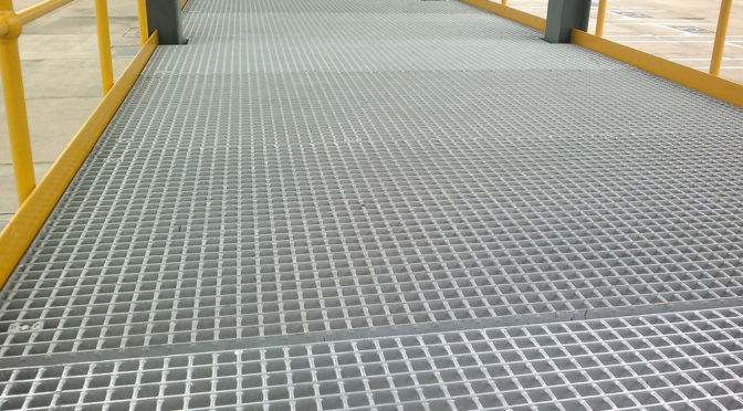 QUALITY IMPERATIVE IN ENGINEERED WALKWAY PRODUCTS