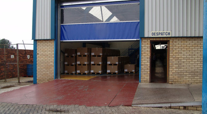 APEX HIGH SPEED DOORS INCREASE RETURN ON INVESTMENT