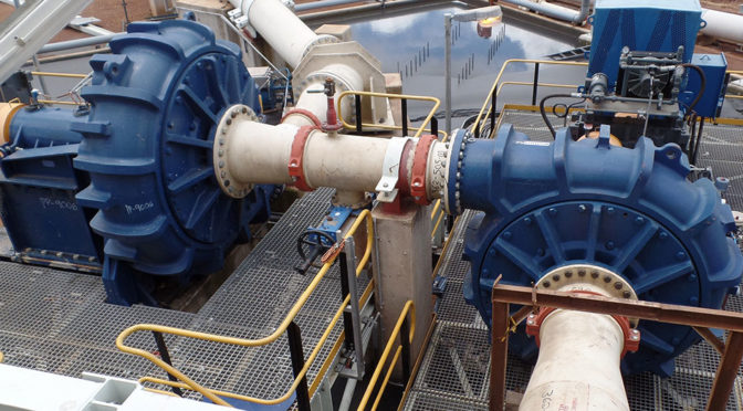 KREBS® PUMPS EXCEL IN AFRICA
