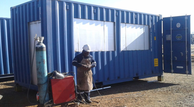 WEG AUTOMATION AFRICA PRODUCES TURNKEY CONTAINERISED SUBSTATION FOR DRC MINE