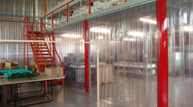 CONTROLLING DUST, INSECTS AND HEAT MEANS MORE HYGIENIC CONDITIONS