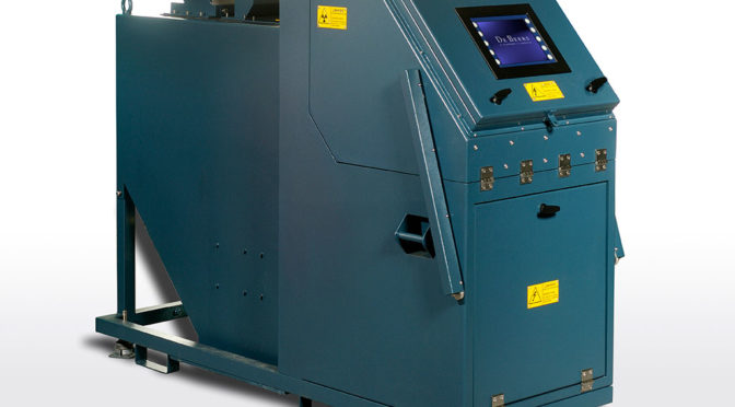 EMERALD PROJECT BENEFITS FROM VERSATILE DIAMOND SORTING TECHNOLOGY