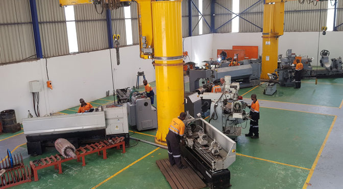 MARTHINUSEN & COUTTS INVESTS TO UPGRADE ITS ZAMBIA FACILITY