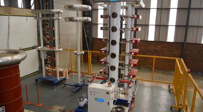 IN-HOUSE TRANSFORMER TESTING GOOD FOR CUSTOMERS AND STANDARDS