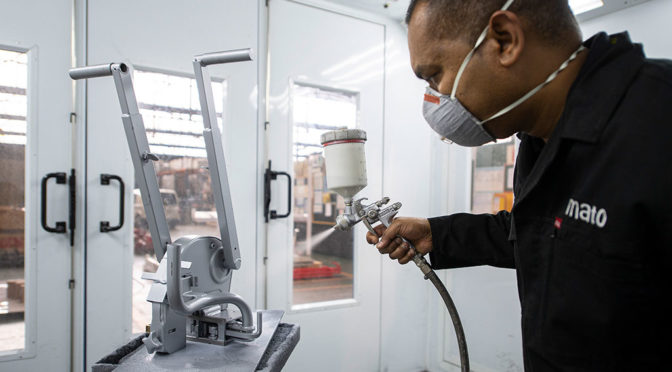 MATO EXPANDS FACILITIES AS IT GROWS MARKET