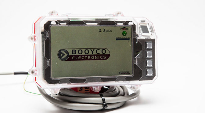BOOYCO ON TRACK WITH DEADLINE FOR PROVING LEVEL 9 SAFETY