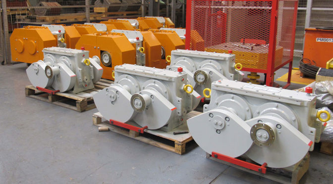 KWATANI GEARBOX DELIVERS EXCELLENT SCREENING PERFORMANCE IN COAL APPLICATION