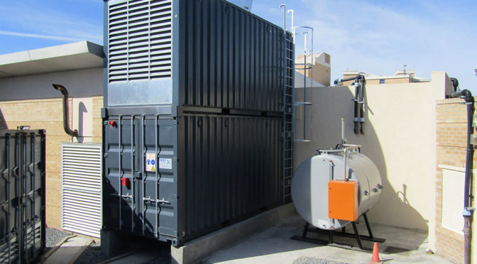 ZEST WEG GENSET SOLVES HOSPITAL'S STANDBY POWER NEEDS