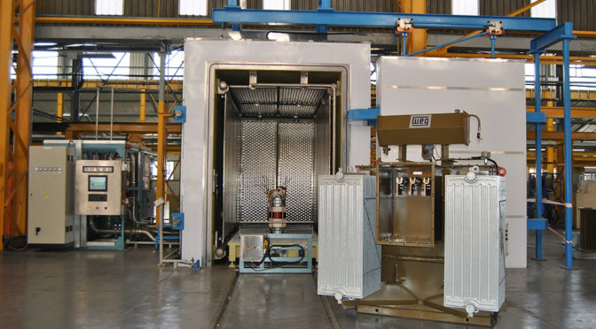LOCAL POWER TRANSFORMER FOR WESTERN CAPE WIND FARM