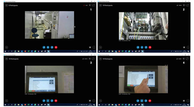 ZEST WEG PIONEERS REMOTE WITNESS FACTORY ACCEPTANCE TESTING UNDER COVID-19 LOCKDOWN
