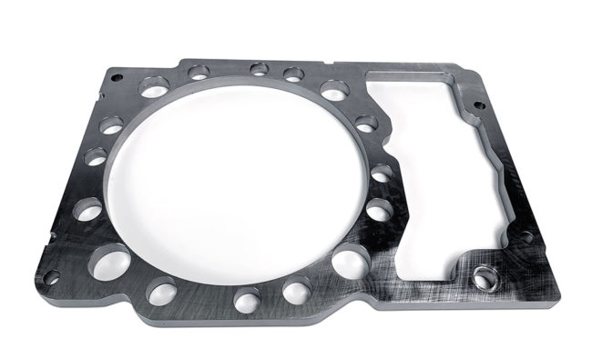 STEEL SPACER PLATE FOR CAT 3500 ENGINES FROM IPD