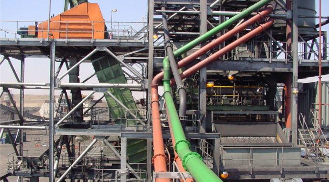 INCREASING THROUGHPUT AND DECREASING MAINTENANCE IN THE IRON ORE SECTOR