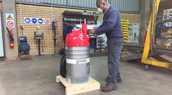 MAKE SURE ALL PUMPS ADD TO EFFICIENCY, URGES EXPERT