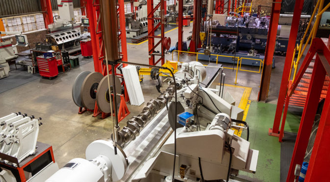ECONOMIC CRISIS BRINGS DIESEL ENGINE COMPONENT REMANUFACTURE INTO ITS OWN
