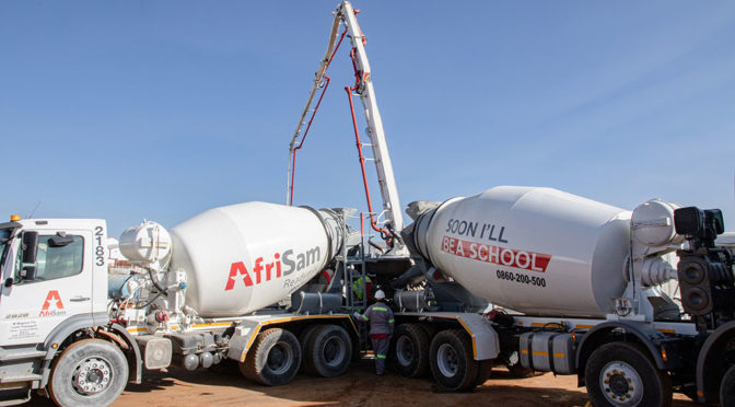 THE AFRISAM WAY LEADS TO ANOTHER SUCCESS STORY