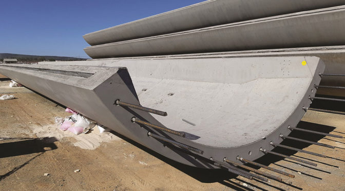 CONCRETE WIND TURBINE TOWERS GET CHRYSO TREATMENT