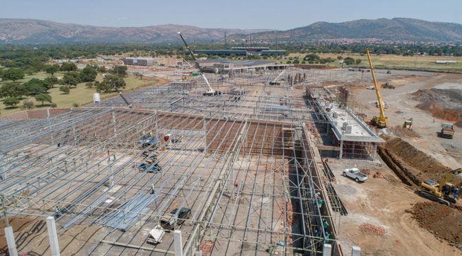 RUSTENBURG MALL – BUILT ON CONCRETE RELATIONSHIPS