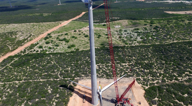 SA'S WIND ENERGY MARKET OPENS UP FOR ZEST WEG