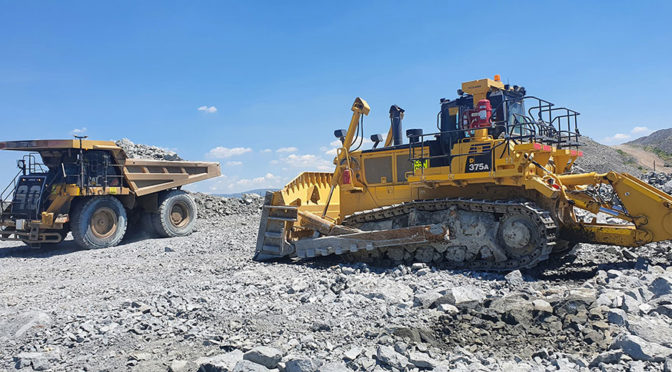 CONCOR LEVERAGES GLOBAL STANDARDS TO LEAD IN MINING