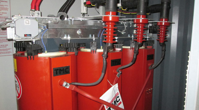 GROWING NICHE FOR DRY-TYPE TRANSFORMERS IN OIL, GAS PROJECTS