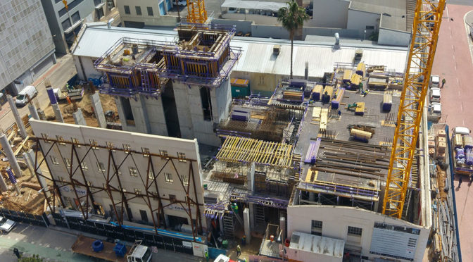 CONCOR COMPLETES HIGHEST RESIDENTIAL BLOCK IN MOTHER CITY