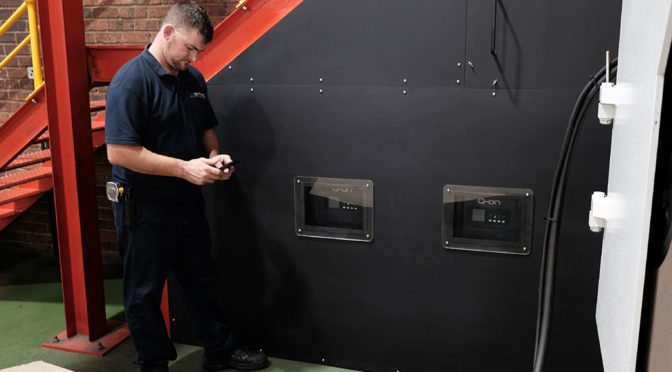 UPS ADDS TO SMOOTH OPERATIONS AT METRIC AUTOMOTIVE ENGINEERING